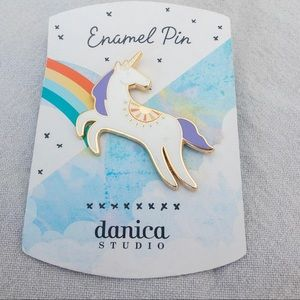 ANTHROPOLOGIE NWT UNICORN Animal Pin